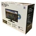 【送料無料】レボリューション ZM-H16DTV [16V型 地上デジタル DVD内蔵 液晶テレビ(録画付き)]