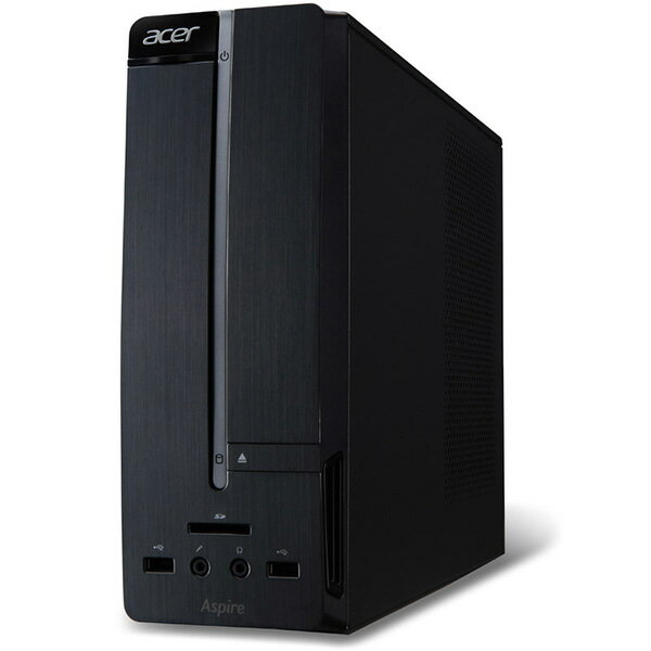 【送料無料】ACER AXC602-F14D Aspire Xシリーズ ブラック [デスクトップパソコン(モニターなし) H...