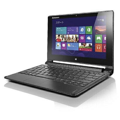 【送料無料】Lenovo 59404246 ブラック IdeaPad Flex10 [ノートパソコン 10.1型ワイド液晶 HDD500G...