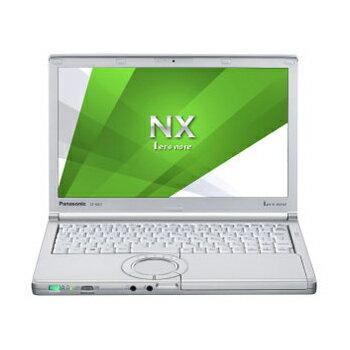 【送料無料】PANASONIC CF-NX3GFRTS Let's note NX3シリーズ [ノートパソコン 12.1型ワイド液晶 SS...