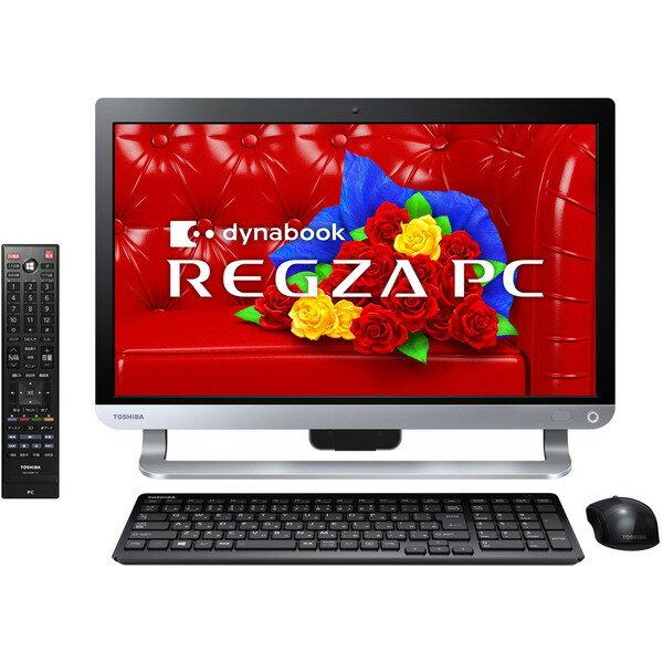 【送料無料】東芝 PD713T3LSXB プレシャスブラック dynabook REGZA PC D713/T3L [デスクトップパソ...
