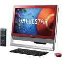 【送料無料】NEC PC-VS370SSR クランベリーレッド VALUESTAR S VS370/SSR [デスクトップパソコン 21.5型ワイド液晶 HDD1TB DVDスーパーマルチ]