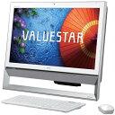 【送料無料】NEC PC-VS350SSW ファインホワイト VALUESTAR S VS350/SSW [デスクトップパソコン 21.5型ワイド液晶 HDD1TB DVDスーパーマルチ]