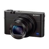 【送料無料】SONY DSC-RX100M3 Cyber-shot(サイバーショット) [コンパクトデジタルカメラ(2010万画素)]