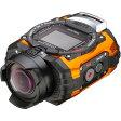 【送料無料】RICOH WG-M1 オレンジキット [アクションカメラ (1400万画素)]