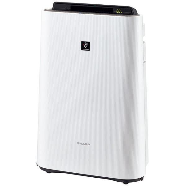 【送料無料】シャープ(SHARP) プラズマクラスター7000 加湿空気清浄機 KC-E70-W ホワイト (空気清浄〜31畳/加湿〜17畳)/ウイルス/PM2.5/花粉/ニオイ/脱臭/タバコ/ホコリ/ハウスダスト/温度/湿度/カビ/省エネ/抑制/HEPA フィルター