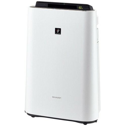 SHARPKC-E70-Wホワイト系[加湿空気清浄機(空気清浄〜31畳/加湿〜17畳まで)]