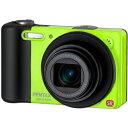 ペンタックス デジタルカメラ 1400万画素、光学10倍ズーム(ライム)PENTAXOptio RZ10 ライム
