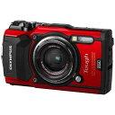 【送料無料】OLYMPUS TG-5-RED レッド Tough コンパクトデジタルカメラ (1200万画素)