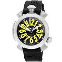 GAGA milano 5040.2-BLKRUBBER ダイビング 自動巻き [腕時計] 【並行輸入品】