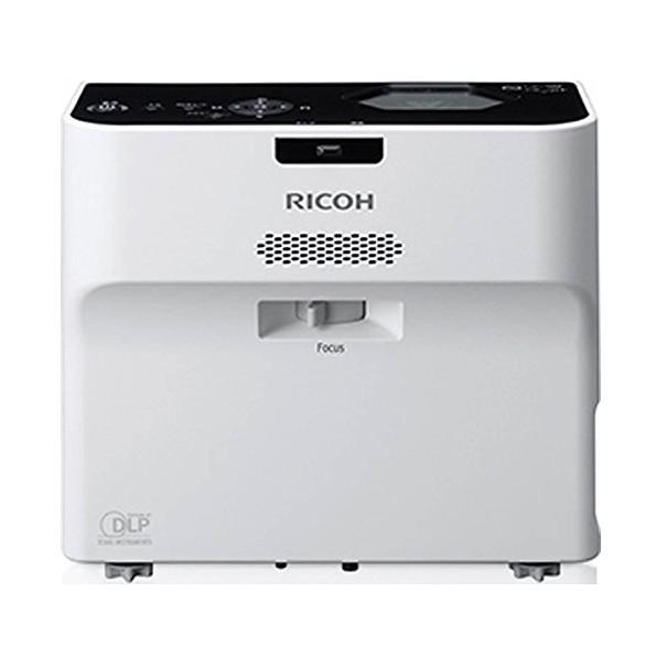 【送料無料】RICOH PJ WX4152 [超短焦点プロジェクター(3500lm・VGA〜UXGA)]