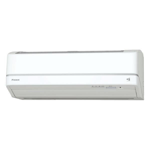 【送料無料】ダイキン (DAIKIN) S40VTRXP-W [エアコン (主に14畳用・200V対応)] ホワイト うるさら7 RXシリーズ うるるとさらら 2018年モデル お掃除機能 加湿 冷房 暖房 ストリーマ 工事可 設置可 工事