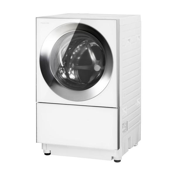 PANASONIC NA-VG1200L-S シルバーステンレス キューブル [ななめ型ドラム式洗濯乾燥機 (洗濯10.0kg/乾燥3.0kg) 左開き] NAVG1200LS 【代引き・後払い決済不可】【離島配送不可】