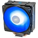 DEEPCOOL DP-MCH4-GMX-GTV2(GAMMAXX GT V2) ブラック [サイドフロー型 CPUクーラー(120mmファン搭載/RGB LED対応)]