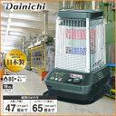 【送料無料】DAINICHI FM-196F(H) メタリックグレー FMシリーズ [業務用石油ストーブ(