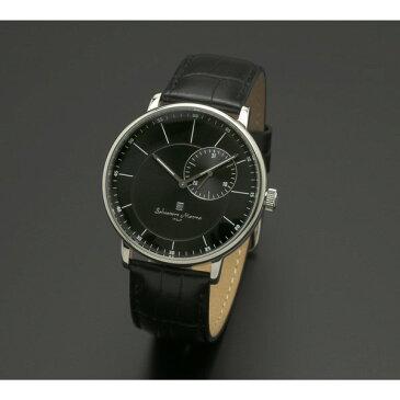 【送料無料】Salvatore Marra SM17105-SSBK [腕時計 (クオーツ・メンズ)]