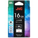 JVC CU-U11011 [SDHCメモリーカード(16G...