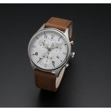 【送料無料】Salvatore Marra SM17113-SSWH ホワイト [クォーツ腕時計 (メンズ)]
