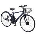 【クーポン対象商品】 【店舗展示品】kaihou BM-C27DNV ネイビー [電動アシスト自転車(27インチ)]【アウトレット】