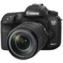 【送料無料】CANON EOS 7D Mark II EF-S18-135 IS USM レンズキット W-E1 [デジタル一眼レフカメラ (2020万画素)]