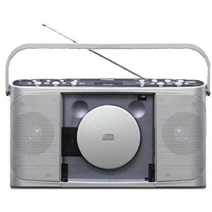 送料無料BearmaxCDR-440SCManavy[速聴き遅聴きCDラジオ]