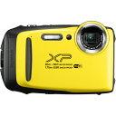 【送料無料】富士フイルム FinePix XP130 イエロー [コンパクトデジタルカメラ (1640万画素)]【同梱配送不可】【代引き不可】【沖縄・離島配送不可】