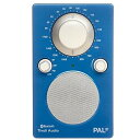 Tivoli Audio PALBT-1772-JP Tivoli PAL BT Glossy Blue [Bluetoothワイヤレス AM/FMラジオスピーカー]