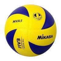 MIKASA MVA5 [バレー5号練習球]の画像