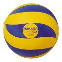 MIKASA SOFT30G [ソフトバレー(小学校教材用)円周78cm PVC 30g 黄/青]
