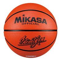 MIKASA B6JMR-O [バスケット6号(一般・大学・高校・中学) 女子用 ゴム オレンジ]の画像