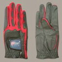 フレックス21 OGF-0521-BLK/RED LL(左手) マルチフィット LL(左手)