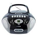 BearmaxCD-307あの時を思い出して思わず触れてみたくなる。 CDラジオカセットレコーダー/プレーヤー