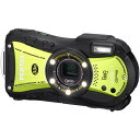 PENTAX Optio WG-1 GPS グリーン:GPS機能を新たに内蔵【送料無料】PENTAX Optio WG-1 GPS グリーン