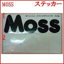 MOSS ステッカー [モス スノーボード] スノーボード小物 STICKER スノーボードブランドステッカー