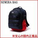 NEWERA バッグ ニューエラ CARRIER PACK バックパック BACKPACK (リュック) 鞄 BAG バッグ 【11321613】 ネイビー レッド