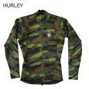 HURLEY ハーレー タッパー FUSION 101 LS JACKET フュージョン ロングスリーブジャケット 【国内正規品】 2016年発売モデル サーフ サーフィン
