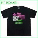 FC BRAND 【First Children】 ファーストチルドレン Tシャツ メンズ 半袖Tシャツ (スノーボード ブランド) ショートスリーブ TEEシャツ (ティーシャツ)
