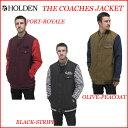 14-15 HOLDEN ウェア ホールデン COACHES JACKET スノーボード ウェア ジャケット スノボウェア 型落ち 旧品 セール align=