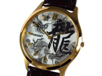 Orient ORIENT watch Chinese Dragon FQB2U001W0