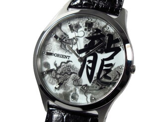Orient ORIENT watch Chinese Dragon FQB2U003W0