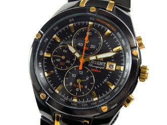 Orient ORIENT watch alarm Kurono men FTD0P006B0