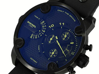 Diesel DIESEL dual-time watch mens DZ7257