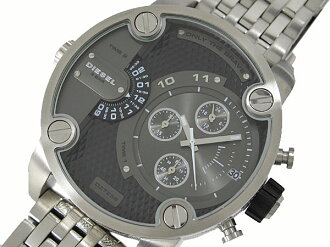 Diesel DIESEL dual-time watch mens DZ7259