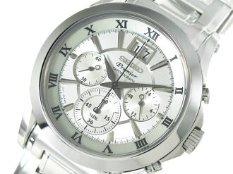 Seiko SEIKO Premier big date Chronograph Watch mens SPC063P1