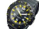 カシオ CASIO スポーツ 逆輸入 ソーラー ダイバーズデザイン メンズ 腕時計 MRW-S300H-1B3 ブラック