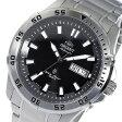 オリエント ORIENT 自動巻き メンズ 腕時計 SEM7C008BC ブラック