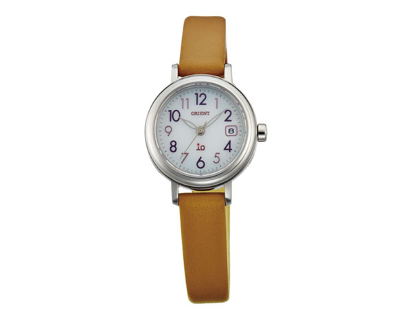 オリエント ORIENT iO イオ レディース 腕時計 ソーラー WI0051WG 送料無料/ORIENT オリエント 時計 腕時計 ウォッチ山口県