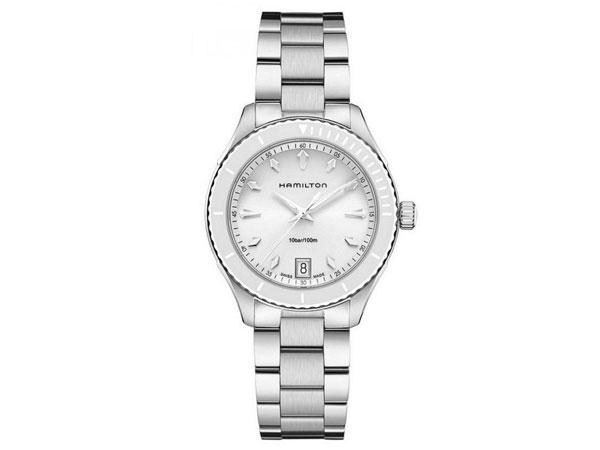 ハミルトン HAMILTON ジャズマスター シービュー 腕時計 H37411111 レディース ベルト調整工具無料/送料無料/HAMILTON ハミルトン 時計 腕時計
