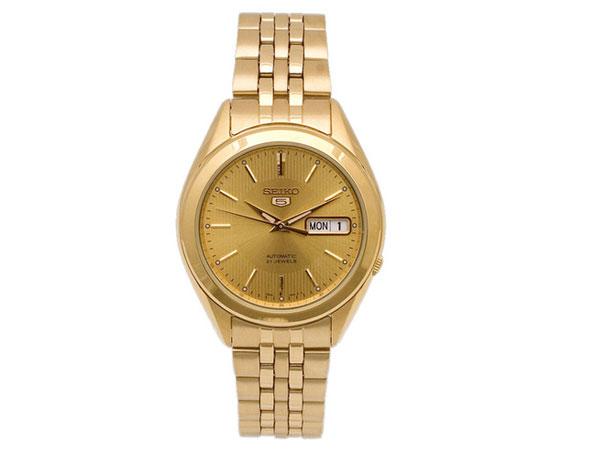 SEIKO 5 セイコー5 逆輸入 自動巻き メンズ 腕時計 SNKL28K1 メタルベルト 送料無料/SEIKO 5 セイコーファイブ 時計 腕時計 逆輸入