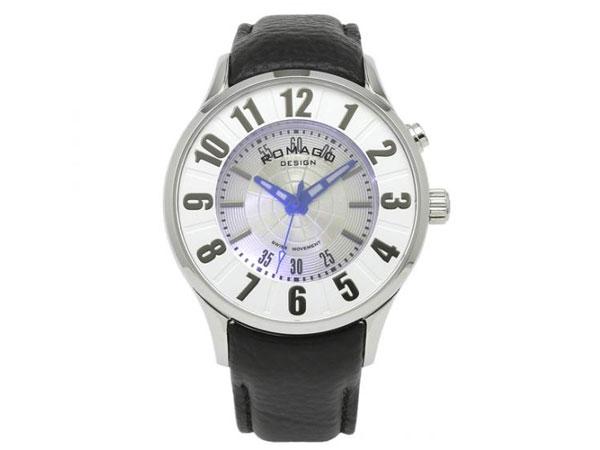 ロマゴ デザイン ROMAGO DESIGN 腕時計 メンズ レディース ユニセックス RM068-0053ST-SV 送料無料/ロマゴデザイン ROMAGO 時計 腕時計 ウォッチ
